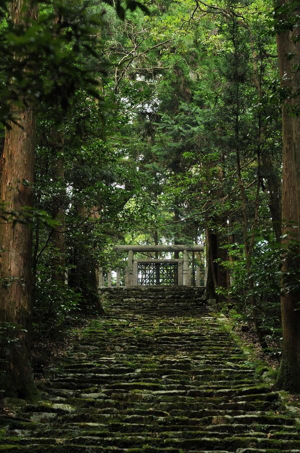 安徳天皇陵墓参考地(横倉山県立自然公園)│越知町公式ホームページ