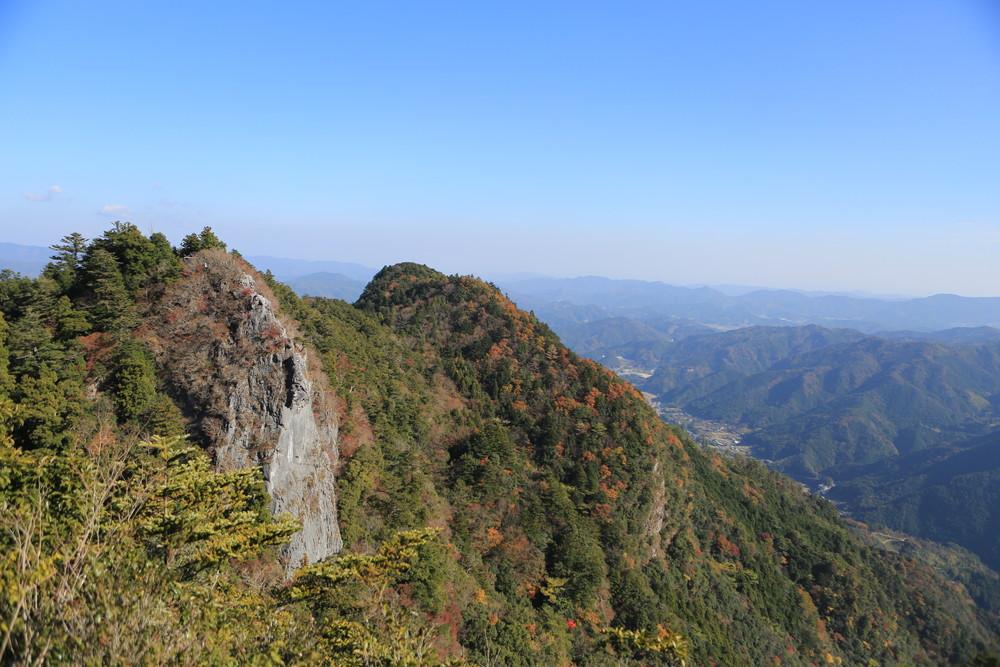 馬鹿だめし(横倉山県立自然公園)│越知町公式ホームページ