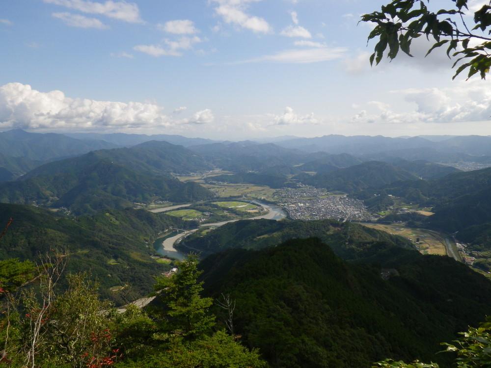 織田公園(横倉山県立自然公園)│越知町公式ホームページ